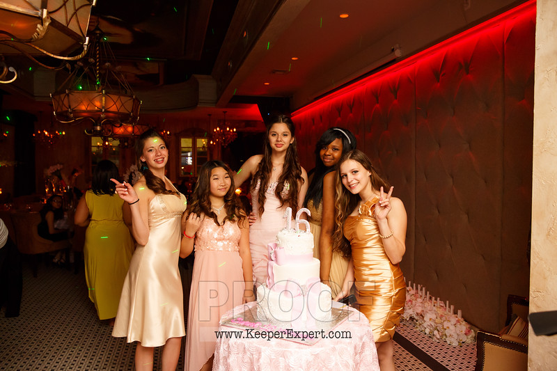 Vanessa's Sweet 16-1005