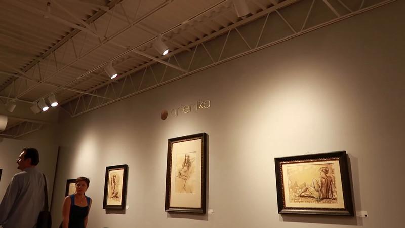 Lev Kublanov Exhibition