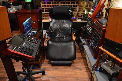 Custom Hickory Studio Furniture