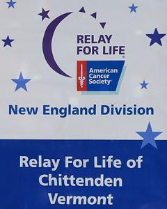 2008 Relay For Life - Chittenden VT