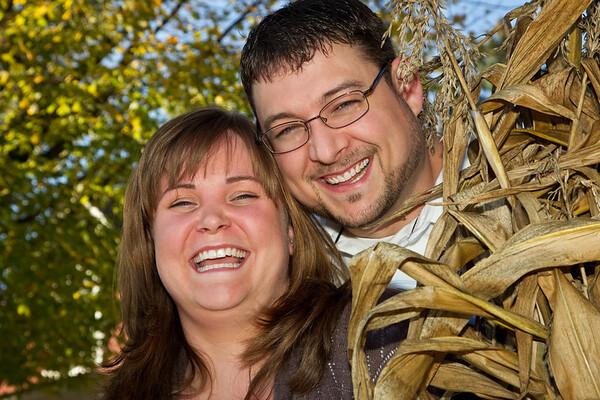 2011 Scott & Jennifer - Engagement