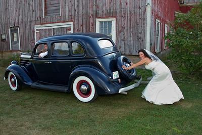 2012 Fuller-Woodruff Wedding