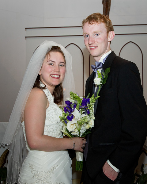 2012 Ledwith-Thornton Wedding