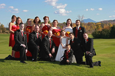 2008 Myers-Goyet Wedding