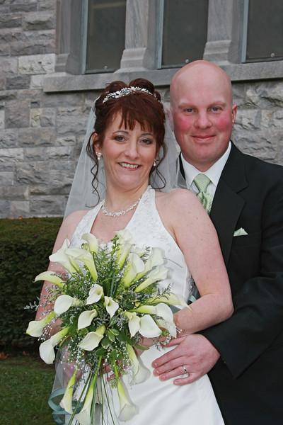 2009 Carroll-St. Germain Wedding