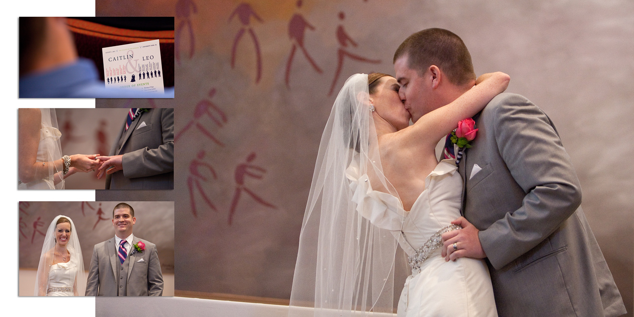 The Wedding of Alison and Greg Bostrom