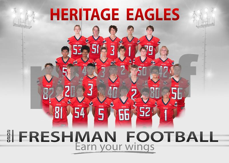 Heritage Freshman 5x7