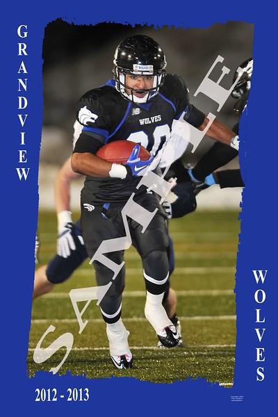 GV Football Poster 2