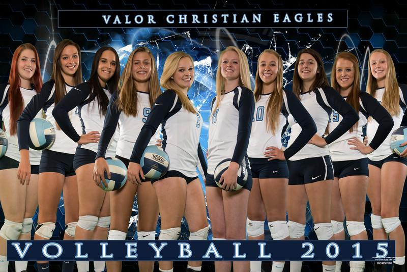 Valor VB Team 2015