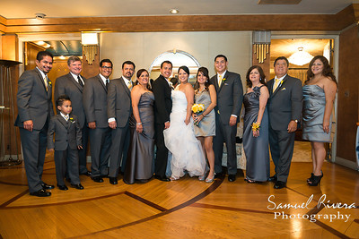 Barba Wedding Reception