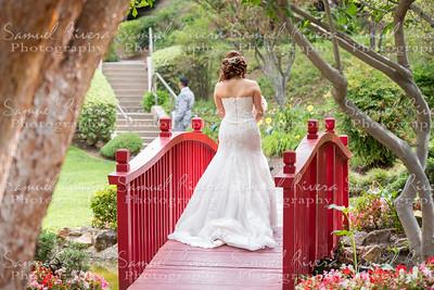 Gonzalez Wedding First Look