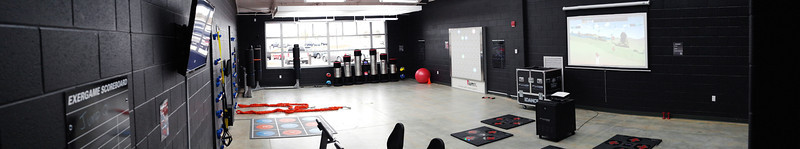 Youth X Fitness Room