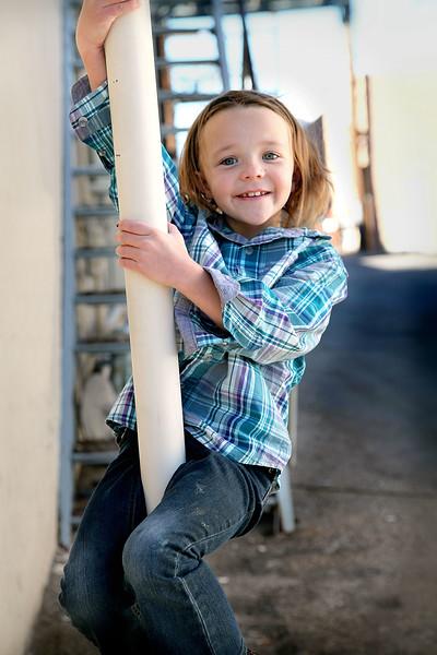 Photography: Acacia-7 Years Old