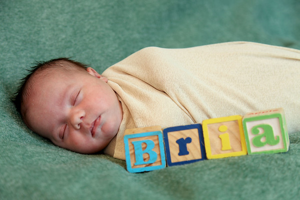 Photography: Bria-1 week old