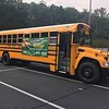Fulton County School System's fleet of Blue Bird propane autogas-fueled school buses  are equipped with three-point seat belts.