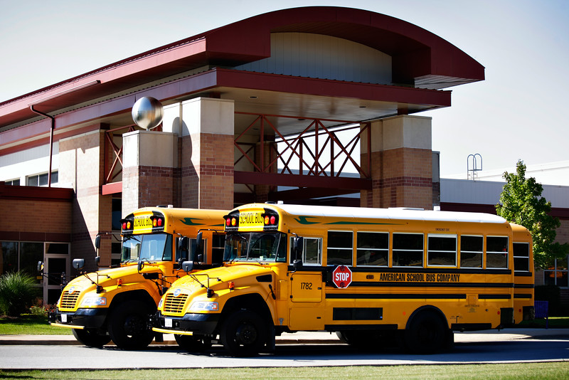 Orland School District 135 partnered with Cook-Illinois Corporation to add 79 Blue Bird Vision Propane buses that will help lower the district's carbon footprint while reducing transportation costs. These propane-powered buses make up 80 percent of its school transportation fleet.