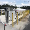 Pasco School District installed private propane autogas fuel stations.