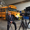 Dr. Jerry Bartee, assistant superintendent with Omaha Public Schools, speaks with STI about their 435 propane autogas buses.