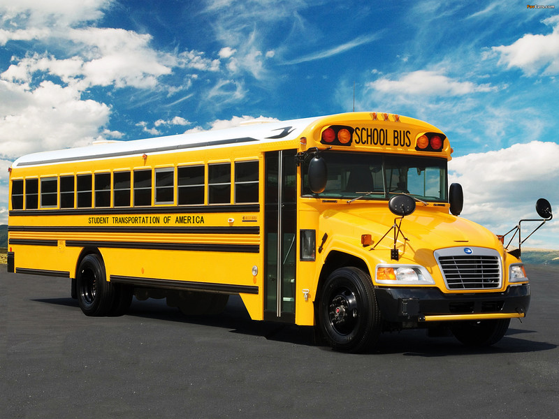 Student Transportation of America purchased more than 400 Blue Bird school buses powered by propane autogas to serve public schools in Nebraska. Each comes equipped with ROUSH CleanTech's dedicated liquid propane autogas fuel system.