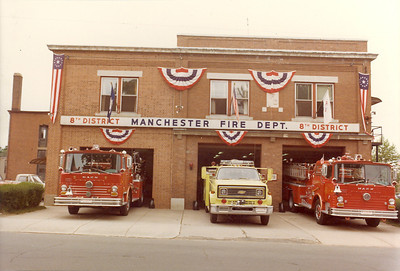 old station four