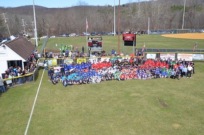 Ringwood Little League - Opening Day 2014