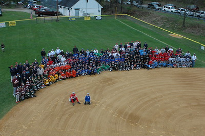 Ringwood Little League - Opening Day 2010