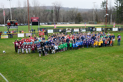 Ringwood Little League Opening Day - 2019