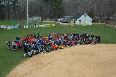 Ringwood Little League - Opening Day 2011