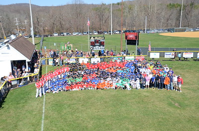 Ringwood Little League - Opening Day 2015