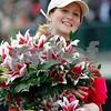 Rosie Napravnik Two time Oaks winning jockey
