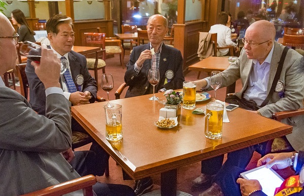 2015-10-14 Seoul Rotary ClubRunner Meeting