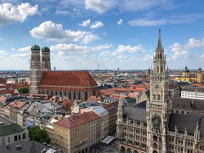 Labyrinth München - 30 besondere Touren