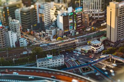 Labyrinth Tokio - 30 neue Touren