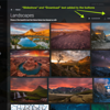 Add Text to the Slideshow and Download Buttons in the Gallery Header