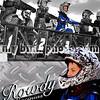 Rowdy - Poster Final Print