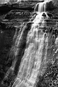 Brandywine Falls, Cuyahoga Valley National Park, October 2015.