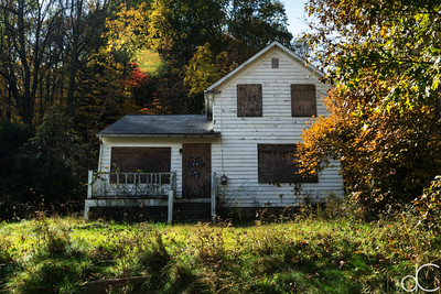 The House at the End of the Road, October 30, 2018.