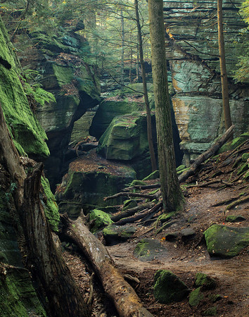 Kendall Ledges - Fall 2013, Winter 2014