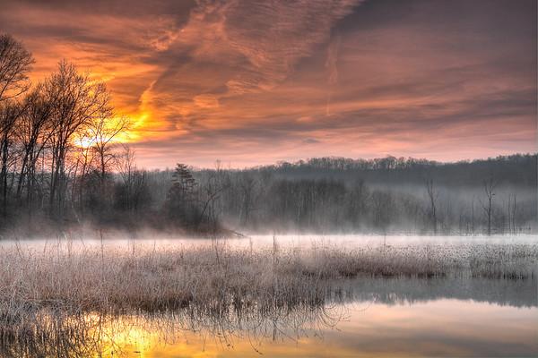 Beaver Marsh Sunrise