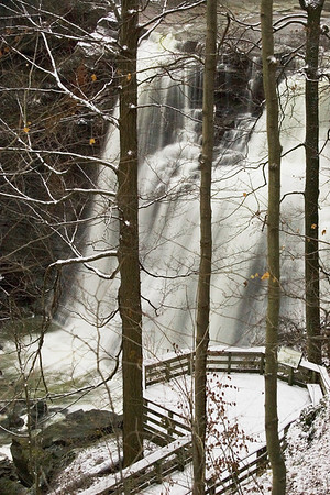 Brandywine Falls<br /> Cuyahoga Valley National Park