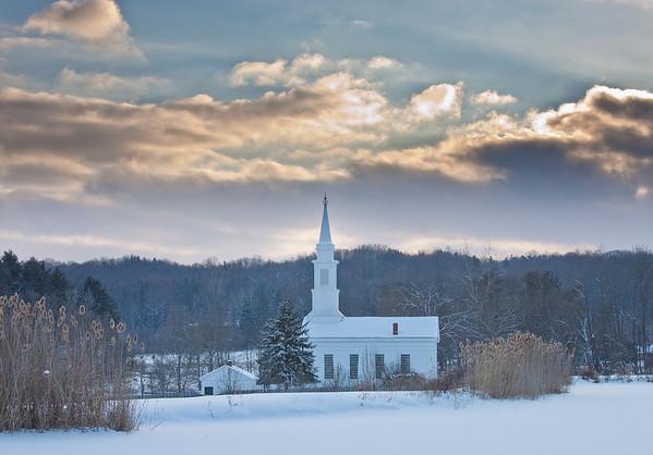 Hale Farm Church