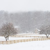Winter at Hale Farm<br /> Cuyahoga Valley National Park