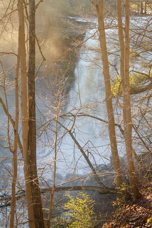 Brandywine Falls Glow