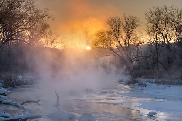 Chilly Sunrise