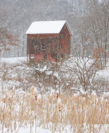 Botzum Barn<br /> Cuyahoga Valley National Park