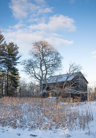 Fabbeo Barn on Marowsky Hill