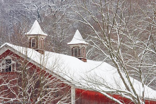 Bender's Barn<br /> Cuyahoga Valley National Park