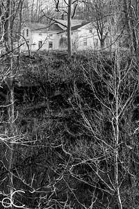 The Inn at Brandywine Falls, Cuyahoga Valley National Park, April 2016.