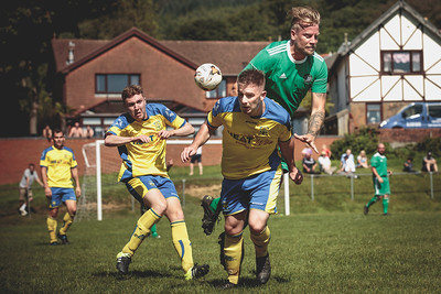 Cwmbach Royal Stars v. Tynte Rovers, South Wales Alliance Div. 2, 27/08/2017
