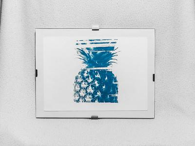 Cyanotype by Art in Blue